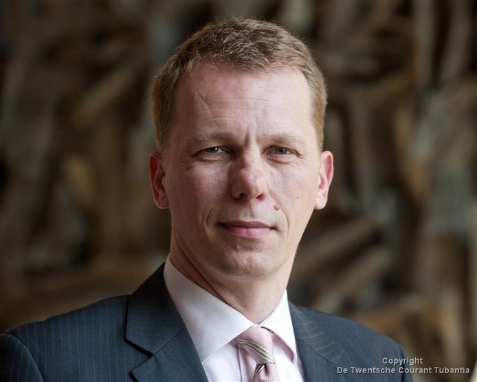Wethouder Erik Lievers