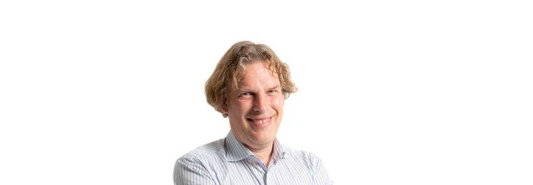 Patrick van IJzendoorn artikel Column Beeld .
