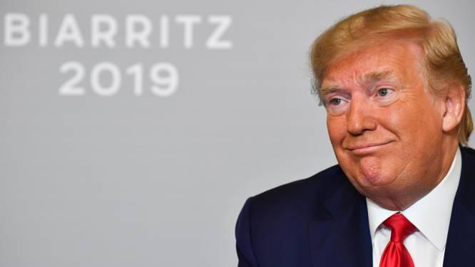 """Trump: """"China wil onderhandelingen hervatten om tot handelsakkoord te komen"""""""