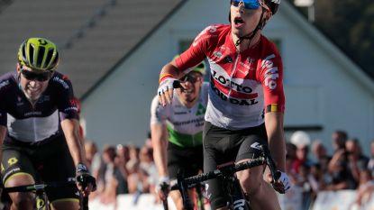 Ronde van Polen eert betreurde Bjorg Lambrecht met minuut stilte en speciaal jeugdklassement
