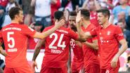 Bayern moeiteloos voorbij Keulen, Lewandowski scoort twee keer