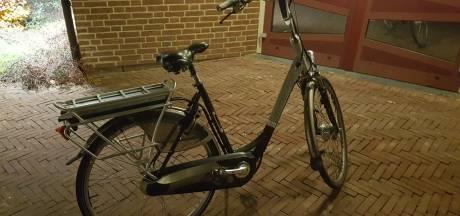 Politie laat e-bikedief zelf fiets terughalen