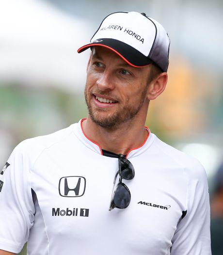 Button derde wereldkampioen Formule 1 in Extreme E