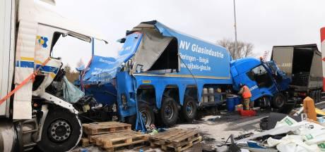 64 overtredingen door vrachtwagenbestuurders op één dag op E17 in Gentbrugge, waar sinds april al meer dan 180 ongevallen gebeurden