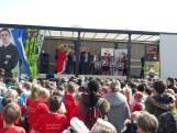 'Scoor een boek!' sportief afgesloten bij Willem II