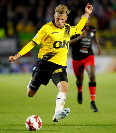 Goudhaantje Van Hooijdonk opnieuw de held van Breda na winnende treffer in topper