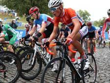 Mobach en en De Jong rijden Gent-Wevelgem