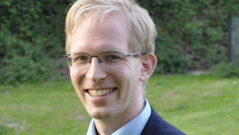 Daan van Schalkwijk is universitair docent te Amsterdam. Beeld