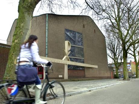 Kerkdienst voor nieuwe studenten tijdens 'OWee'