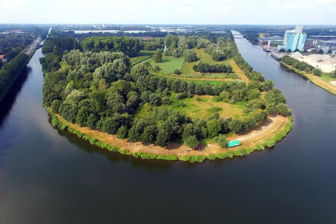'De Groene Punt' in Helmond