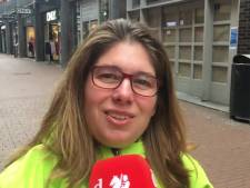 Bij de roltrap met April Ranshuijsen: 'Voer een milieuzone in voor de hele stad'