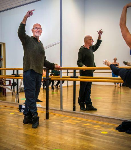 Nog een laatste keer balletles: 'Hij heeft mij geleerd om te durven loslaten'