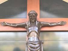 Jezus plots zonder benen in Beltrum