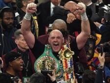 Tyson Fury is na lijdensweg terug op 'zijn' troon