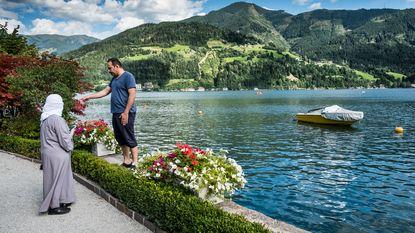 Zell am See, de favoriete zomervakantie van steenrijke Arabieren: meer boerka's dan lederhosen