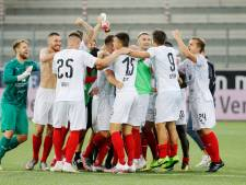 TOP Oss test 18-jarige international van Liechtenstein tegen NEC