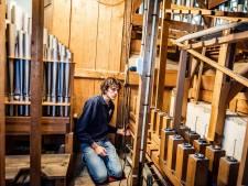 Beroemd Steinmeyer-orgel blijkt een gigantisch stofnest