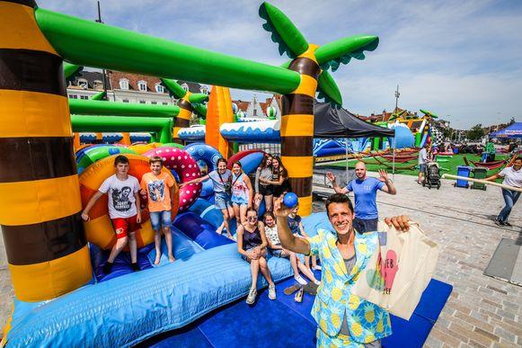 Brugge vernieuwd relax festival