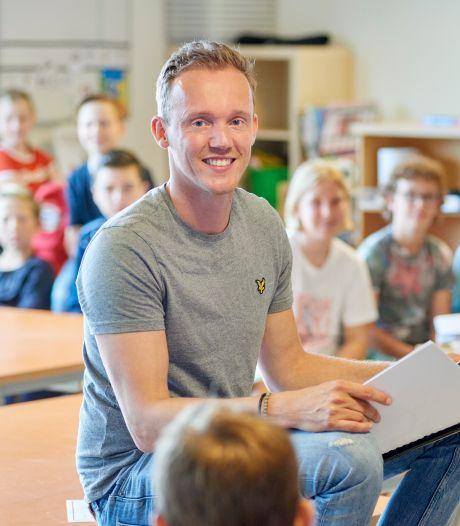 Meester Tom genomineerd voor leraar van het jaar 2021: 'kinderen vooral wijzen op hun talenten'