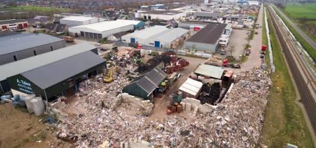 Staphorst moet afvalhandelaar Talen proceskosten vergoeden