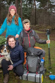 Winterkamperen razend populair in Sint Anthonis; natuurcamping zelfs vol tijdens oud en nieuw