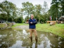 Adrian Ditcham maakt dit jaar in Military Boekelo debuut als nieuwe ontwerper van crosscountry