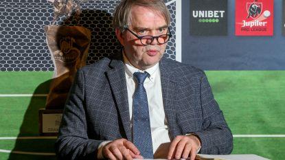 """Pro League-CEO Pierre François na bloedrode cijfers: """"Clubs moeten nu hun verantwoordelijkheid nemen"""""""