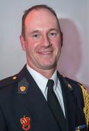 Commandant van Grave Tom Siebers.