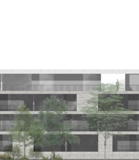 Luxe complex in dure Bredase  wijk Ruitersbos stuit op verzet
