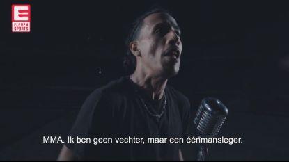 """Antwerpse hiphoppers van SLM leggen uit wat MMA is: """"In de kooi telt maar één identiteit: de wet van de sterkste. En kracht kent geen kleur"""""""