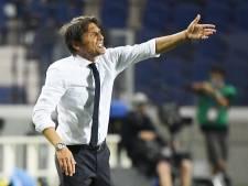 Geïrriteerde Conte wil gesprek met clubpresident: 'We zijn niks opgeschoten'