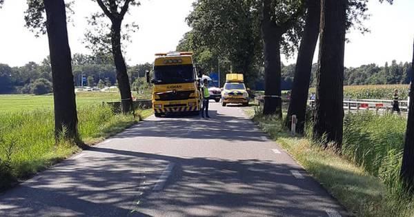Man overleden na ernstig ongeluk in Haarlo.