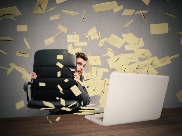 Vandaag is het e-mailloze vrijdag  Zo minder je met mailen