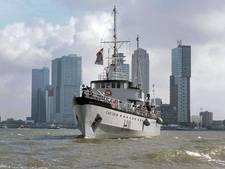 Museumschip heeft bijrol in bejubelde film Dunkirk