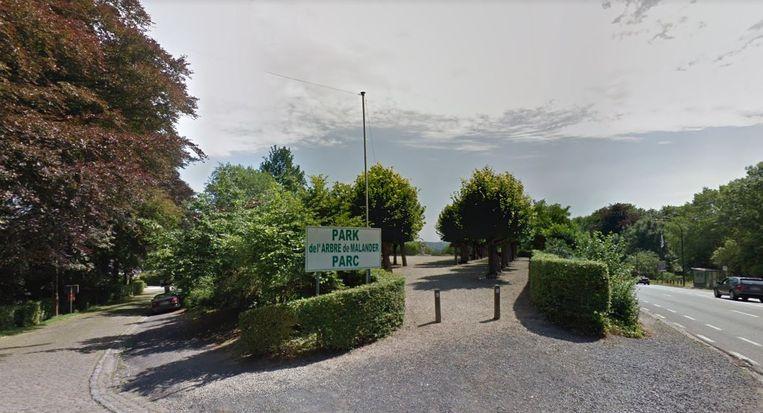 Het Malanderpark moet een meer eigentijdse en toeristische invulling krijgen.