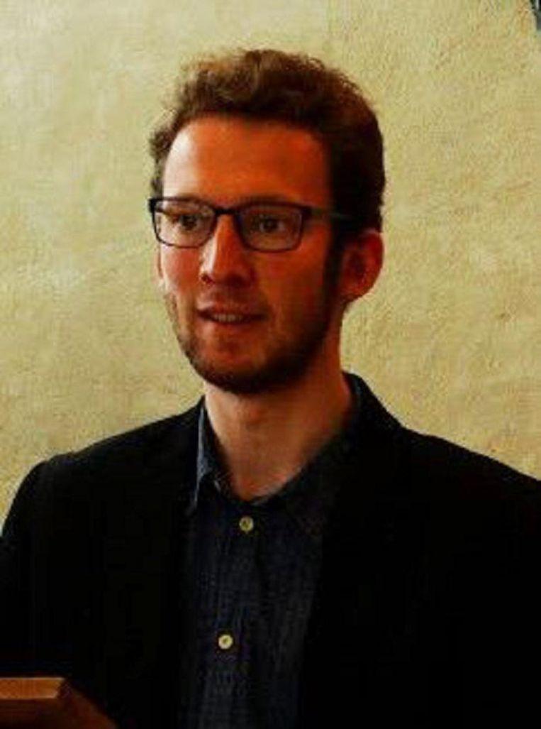 Leon Trapman volgt de Research Master Information Law aan de Universiteit van Amsterdam. Beeld