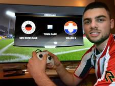 E-sporter Willem II blijkt recidivist: wéér hoop tegengoals en kaarten