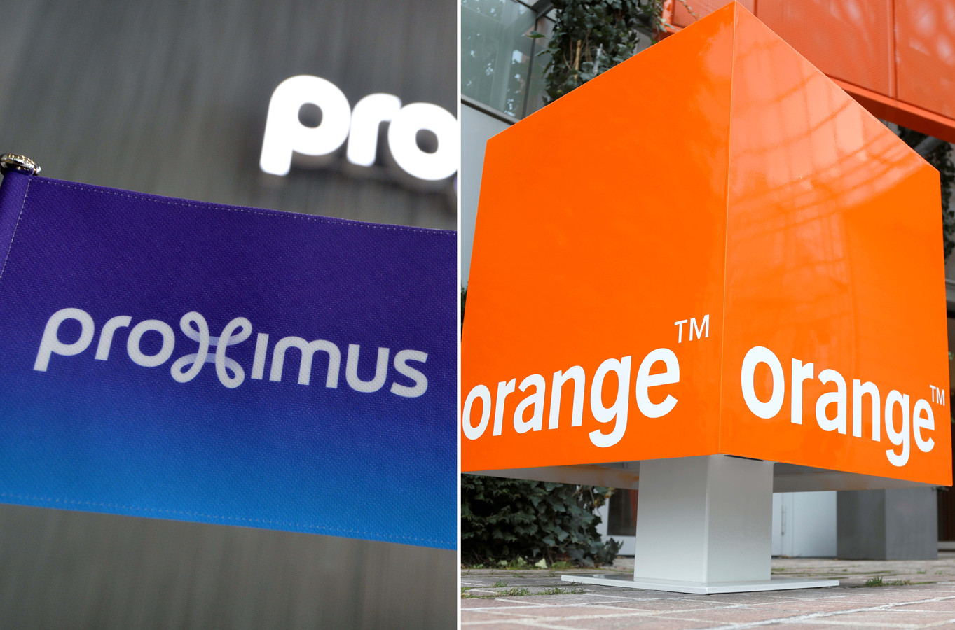Proximus Orange