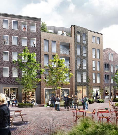 Bouw complex De Kroon met vertraging gestart