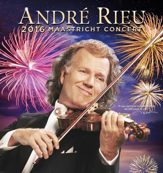 In de Movieskoop in Emmeloord is het concert van André Rieu op het Vrijthof in Maastricht te zien.