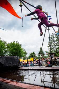 Van de helling in de blub: feest in Eersel voor deelnemers en publiek