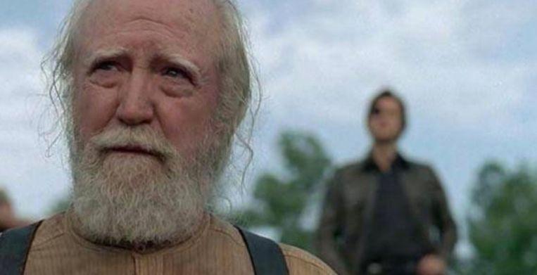 'The Walking Dead'-acteur Scott Wilson overleden.