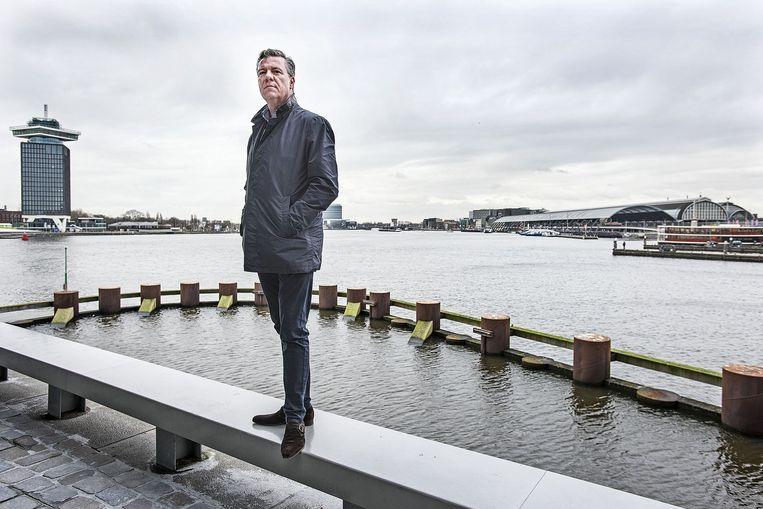Jeroen Looman. Beeld Guus Dubbelman / de Volkskrant