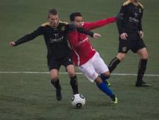 Verliespartijen Grolse Boys en FC Winterswijk