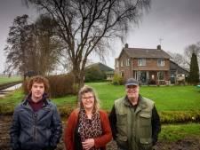De boerderij van de familie Timmerman in Blokzijl moet plaatsmaken voor natuur: 'We willen hier graag blijven'