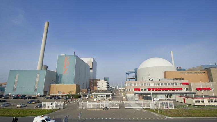 De kerncentrale in Borssele Beeld anp
