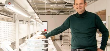 Eindelijk erkenning voor Robin uit Goor die z'n eigen alvleesklier bouwde: 'Ik kan pizza eten en daarna nog tiramisu'
