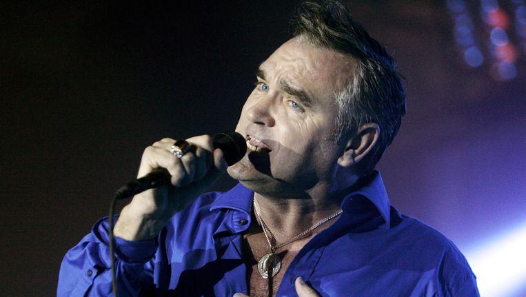 Morrissey. Beeld epa