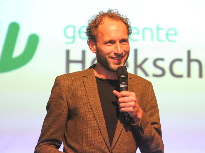 Gert van 't Hof presenteert de speciale 'Waardmakers'-avond.