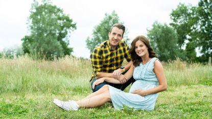 """Andy Peelman en zijn vrouw Tine maken moeilijke zwangerschap mee: """"De kans op vroeggeboorte is groot"""""""